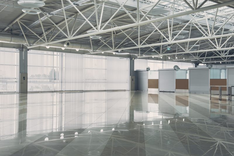 Polished Concrete Floors for your commercial property by Infinity Floor Restoration Perth