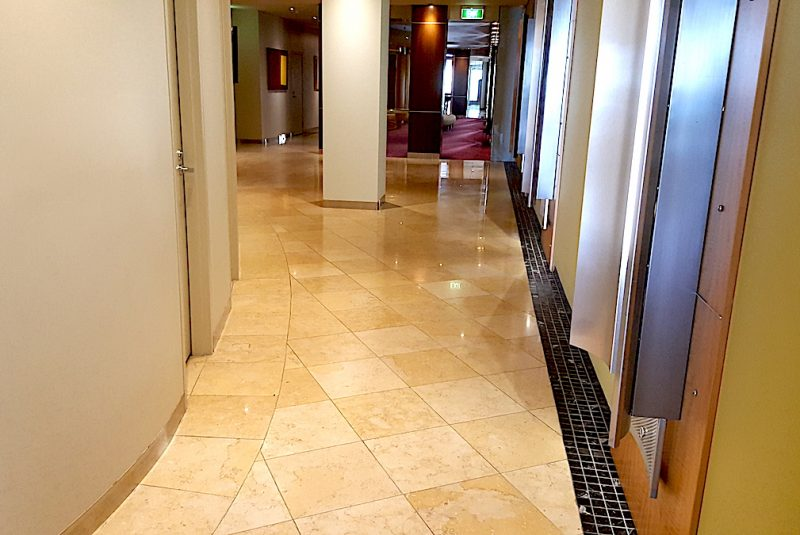Natural Stone Floor Polishing and Sealing by Infinity Floor Restoration Perth