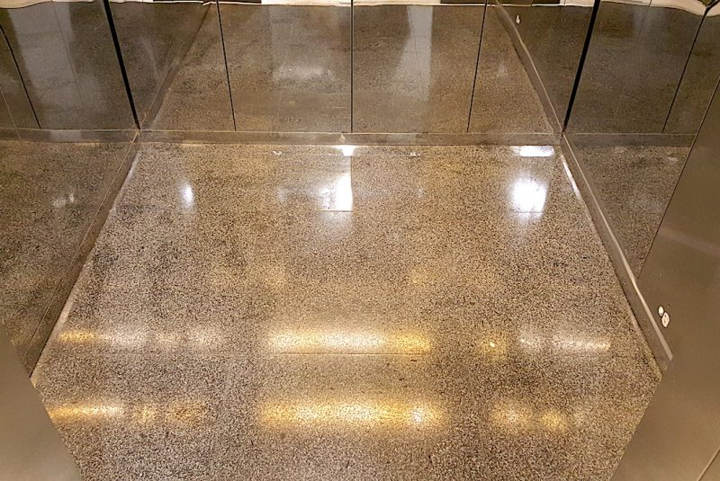 Granite Floor Polishing and Cleaning
