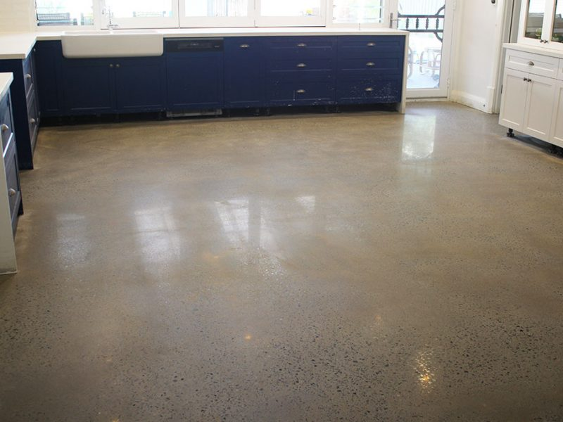 Polished Concrete Floors by Infinity Floor Restoration Perth