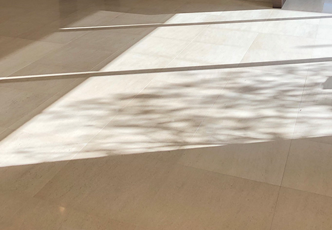 Feature Natural Stone Floors