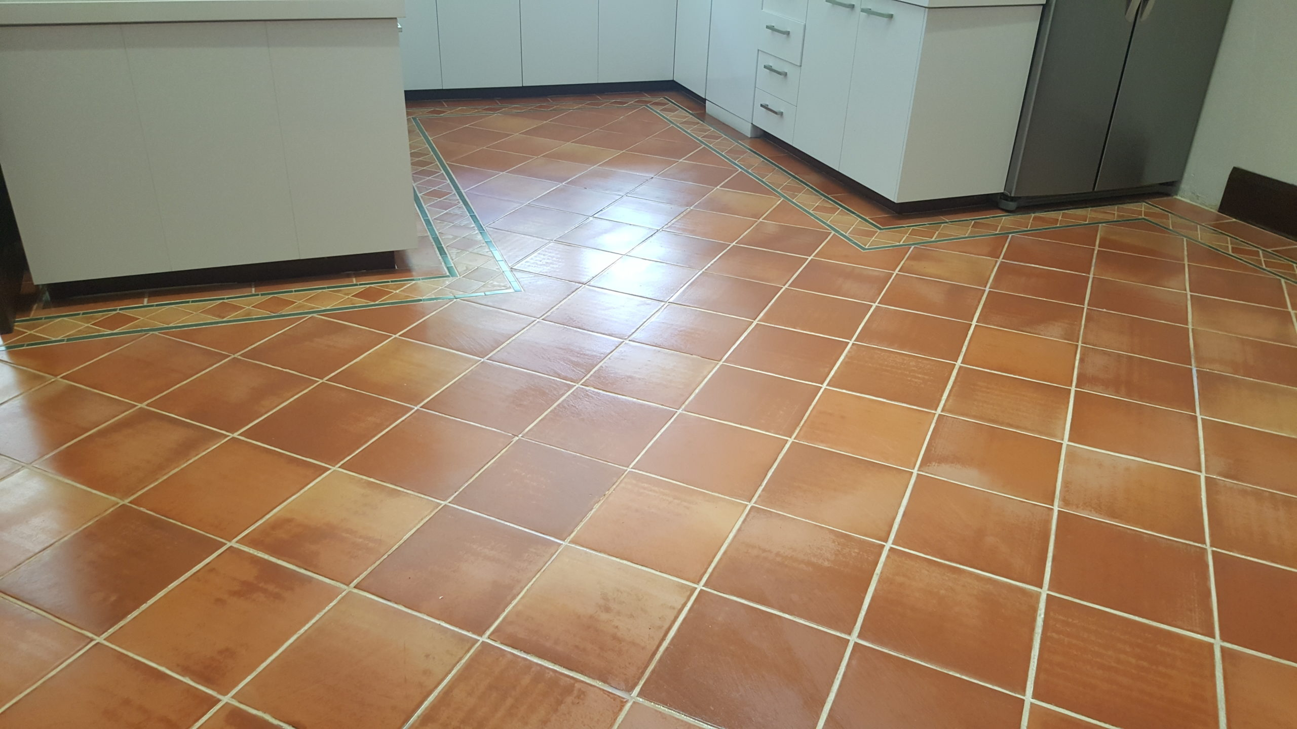 After Terracotta Clean Seal Polish Infinity Flooring 1 Scaled